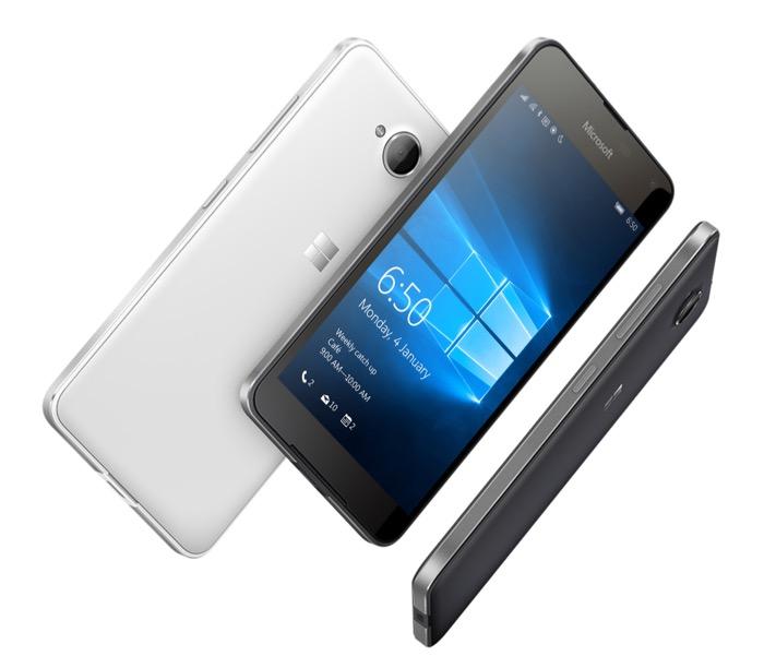 Microsoft Lumia 650 :