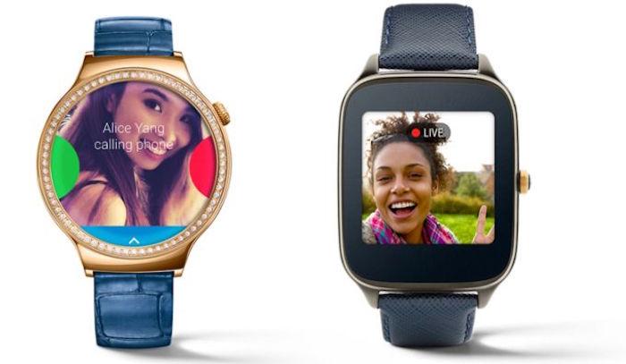 La mise à jour d'Android Wear permet de parler à votre smartwatch