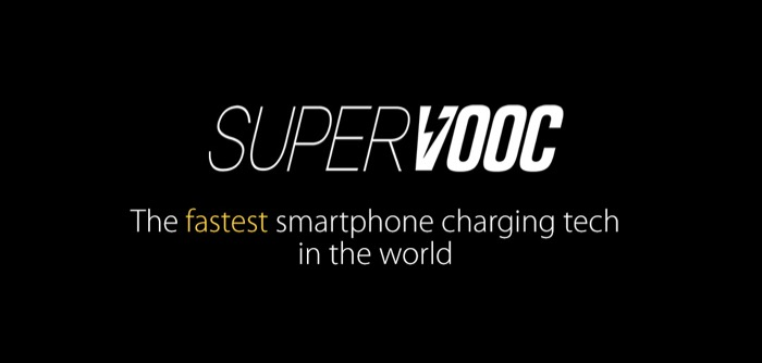 MWC 2016 : Oppo Super VOOC Flash Charge