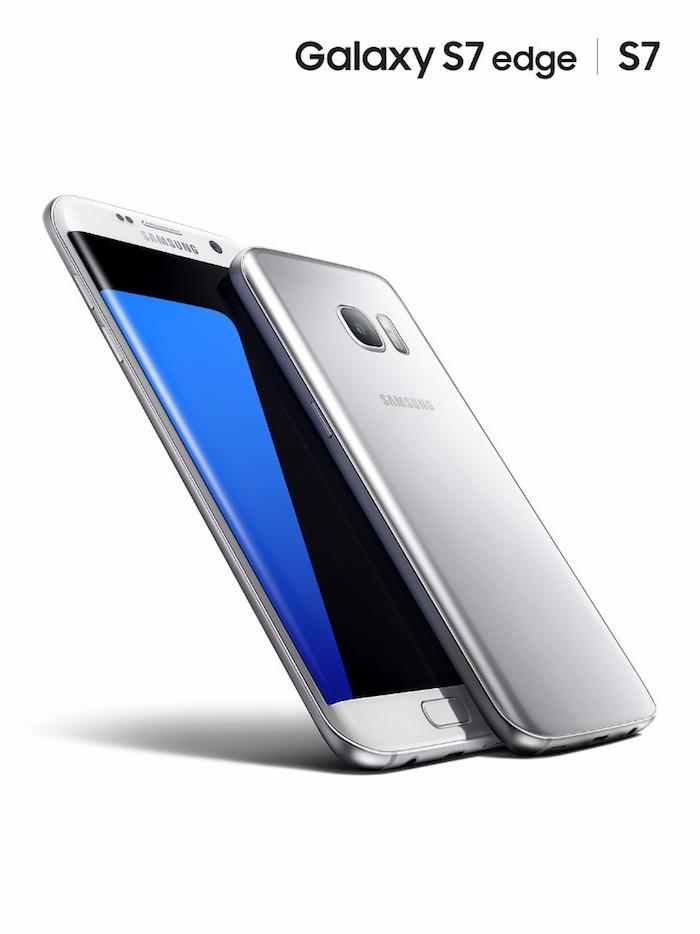 MWC 2016 : Samsung lance le Galaxy S7 Edge