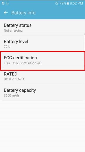 Le Samsung Galaxy S7 Edge aura une incroyable autonomie