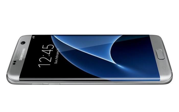 Samsung Galaxy S7 Edge : rendu