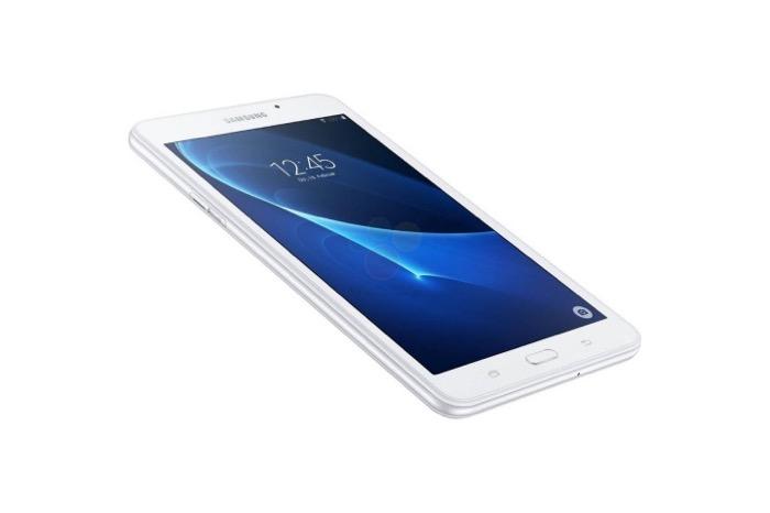 Samsung Galaxy Tab A 2016 : vue de 3/4