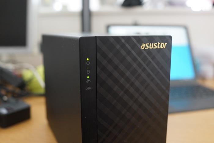 NAS Asustor AS3102T : installation et configuration du NAS