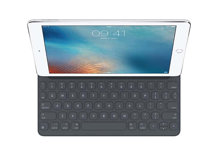 Apple iPad Pro : mêmes accessoires que le grand iPad Pro