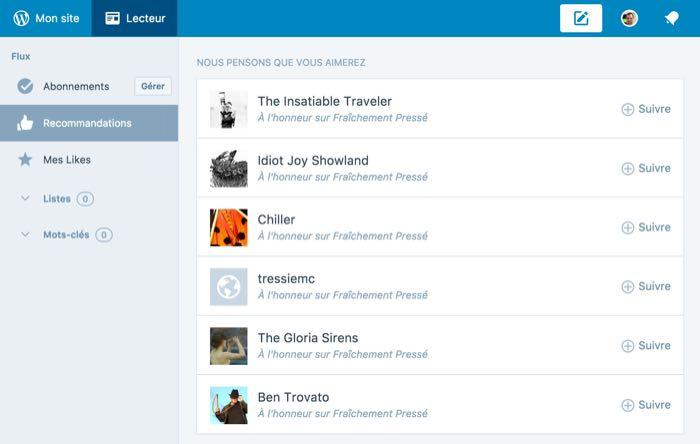 Application de bureau WordPress : recommandations