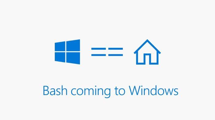 BUILD 2016 : Microsoft apporte (enfin) le Bash sous Windows 10