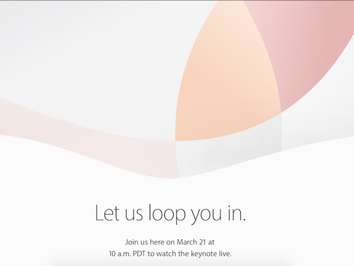 Comment regarder la keynote d'Apple du 21 mars