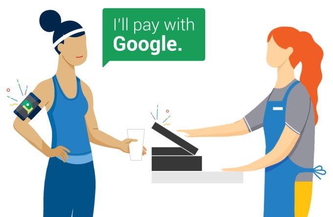 Google lance Hands Free pour simplifier les paiements mobiles