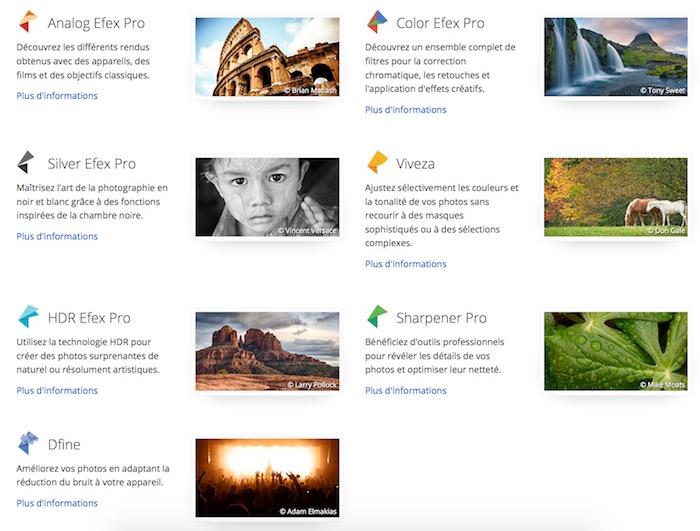 La Google Nik Collection est maintenant gratuite !