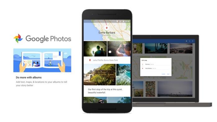 Google Photos va automatiquement créer des albums de vacances