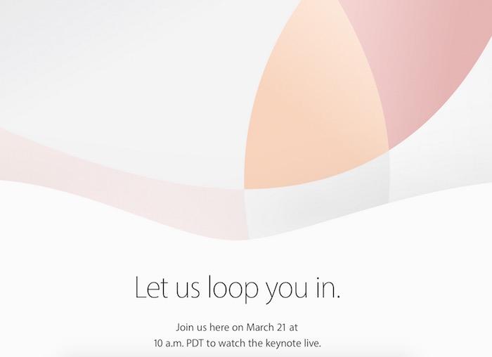Qu'attendre de la keynote d'Apple le 21 mars : iPad Air 3, iPhone SE, Apple Watch 2 ?