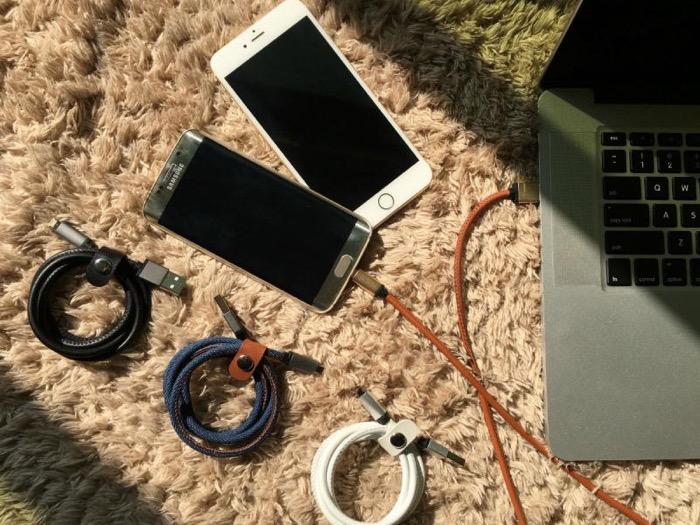 Ce câble de charge magique va réconcilier les fans d'Android et d'iOS