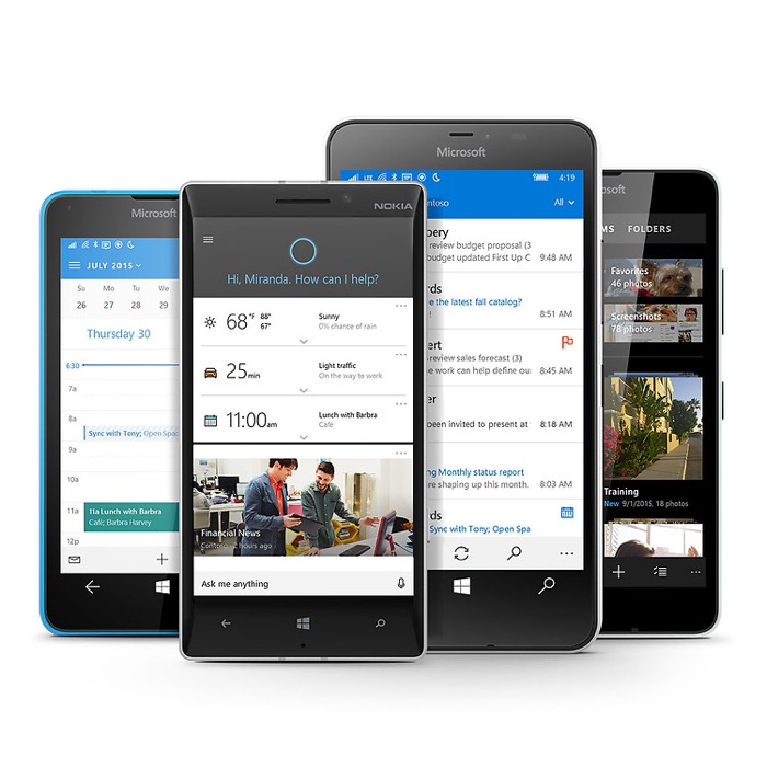 Passez votre ancien Lumia sous Windows Phone 8.1 à Windows 10 Mobile
