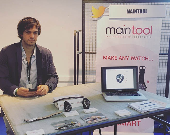 MainTool va transformer toute montre traditionnelle en un tracker d'activité