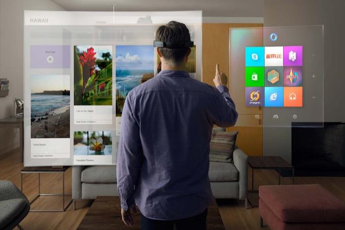 Microsoft BUILD 2016 : HoloLens