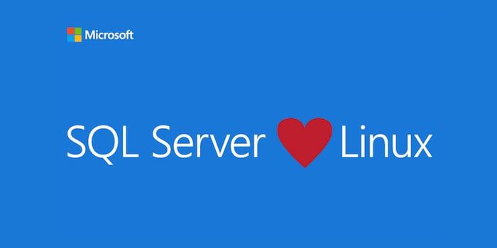 Microsoft étend SQL Server pour Linux
