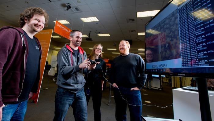 Microsoft a révélé le projet AIX