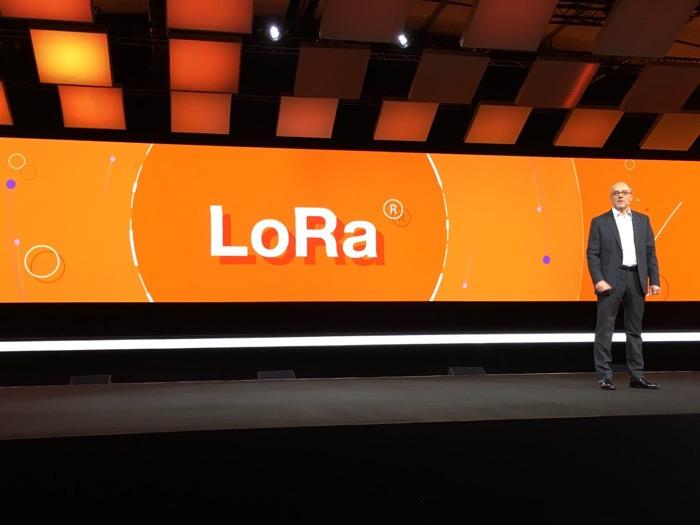 Orange LoRa