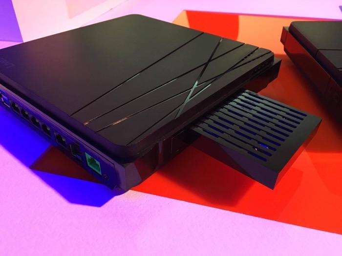 Nouvelle Livebox : disque dur 1 To