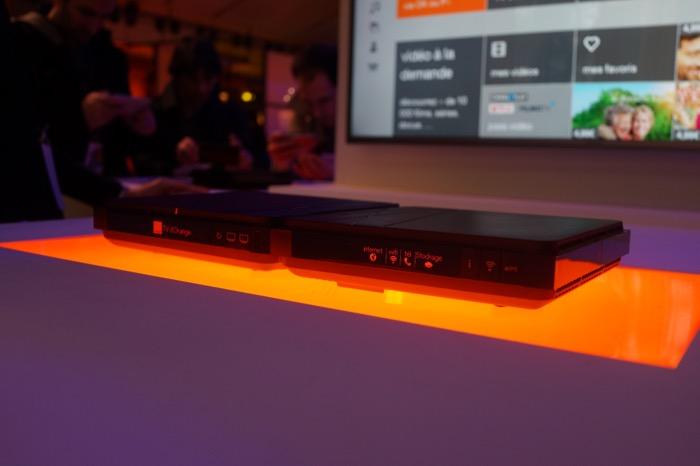 Nouvelle Livebox : contenu Ultra HD