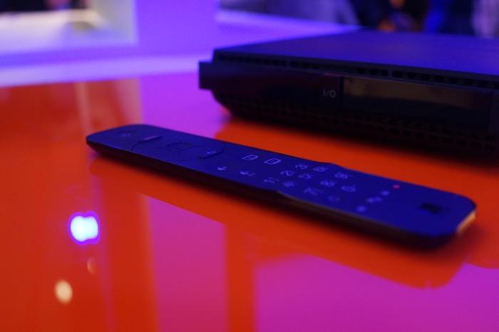 Nouvelle Livebox : télécommande