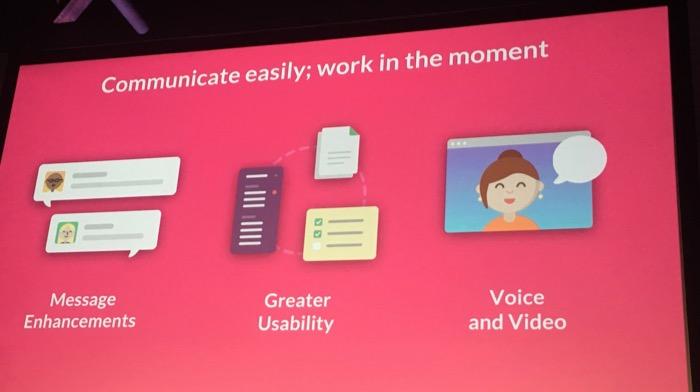 Slack va lancer ses propres outils de VoIP
