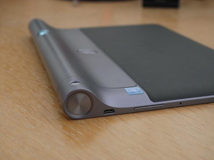 Lenovo YOGA Tab 3 Pro : caméra