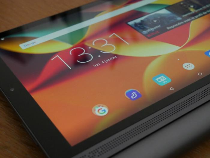 Lenovo YOGA Tab 3 Pro : écran
