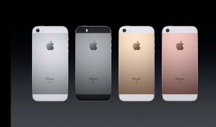 Keynote Apple du 21 mars : iPhone SE