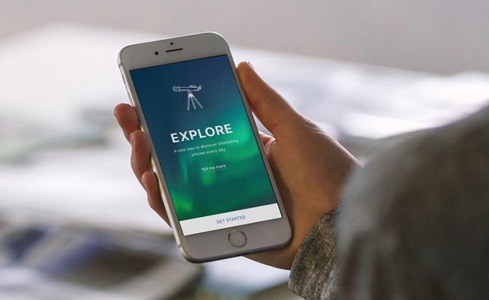 Wikipedia se dote d'une nouvelle application sur iOS