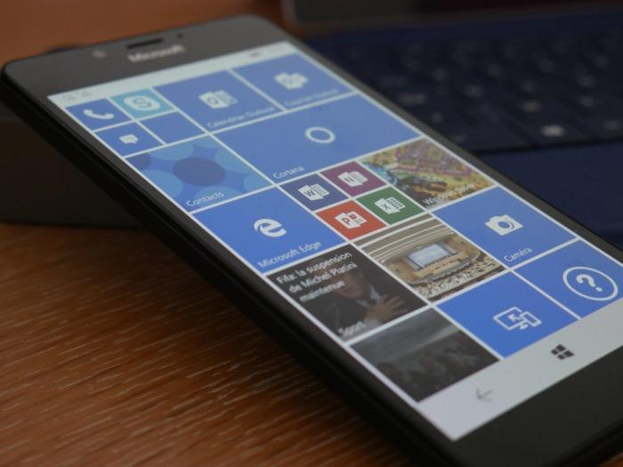 Vous attendez Windows 10 Mobile ? L'attente pourrait prendre fin !