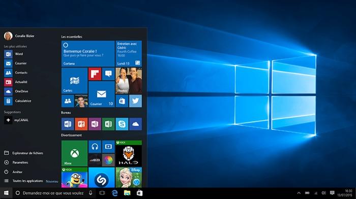 Certaines fonctionnalités de Windows 10 Redstone seront jusqu'en 2017