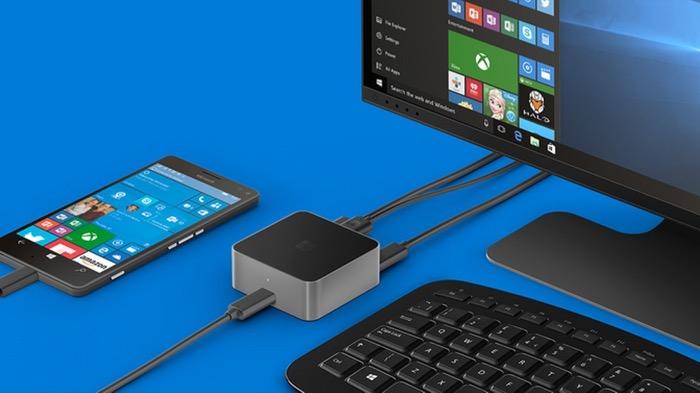 Windows 10 Continuum va devenir plus puissant