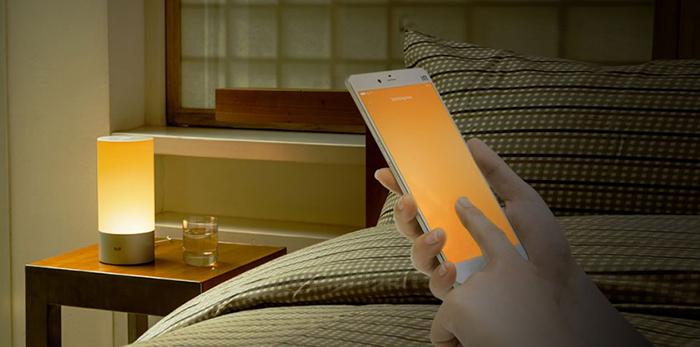 Xiaomi Yeelight : réglable avec le smartphone