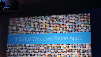 75 000 applications ont été ajoutées au marketplace de Windows Phone en 2012, doublant sa taille