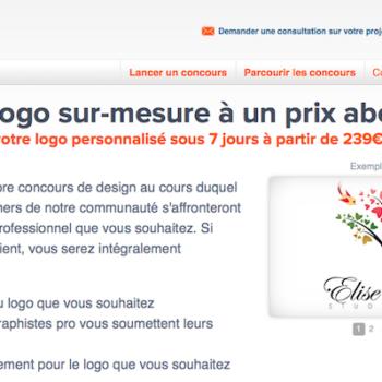 99designs lance son réseau de design crowdsourcing en France – Création Logo