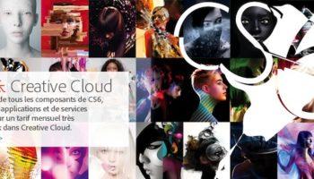 Adobe Creative Suite 6 et Creative Cloud enfin disponibles !