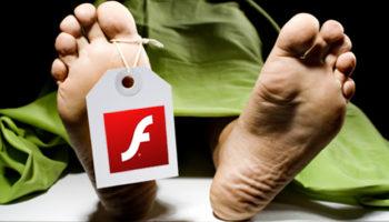Adobe est enfin en train de tuer Flash. Si si