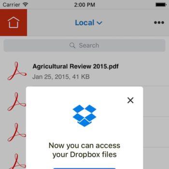 Adobe et Dropbox facilitent la création et le partage de contenu