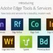 Adobe introduit Edge pour le développement HTML5 – Nouveaux outils d