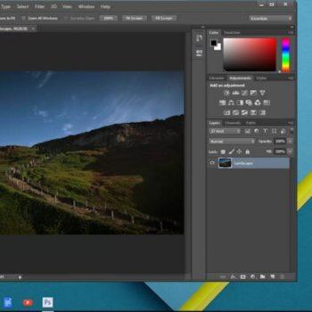 Adobe Photoshop est portée sur les Chromebooks