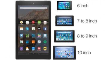 Serait-ce les nouvelles tablettes Kindle Fire d