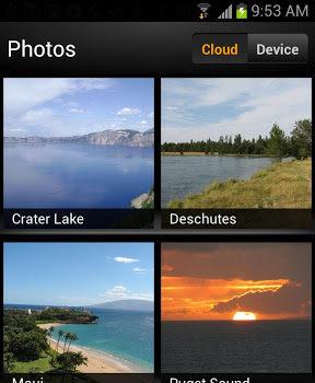 Amazon lance Cloud Drive Photos sur Android