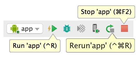 Android Studio 2.0 : Instant Run