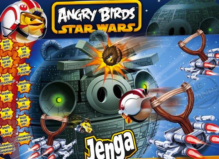 Angry Birds Star Wars débarque le 8 novembre