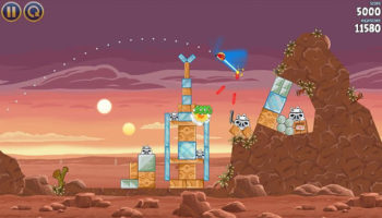 Angry Birds Star Wars est d