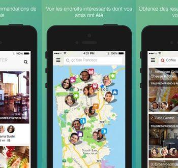 Spotsetter sur iOS et Android