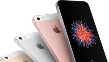 Apple annonce son iPhone SE à 489 euros