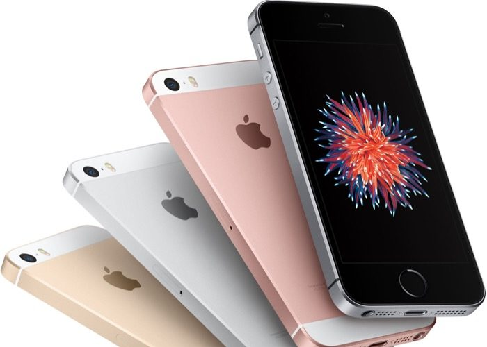 Apple annonce son iPhone SE à 489 euros